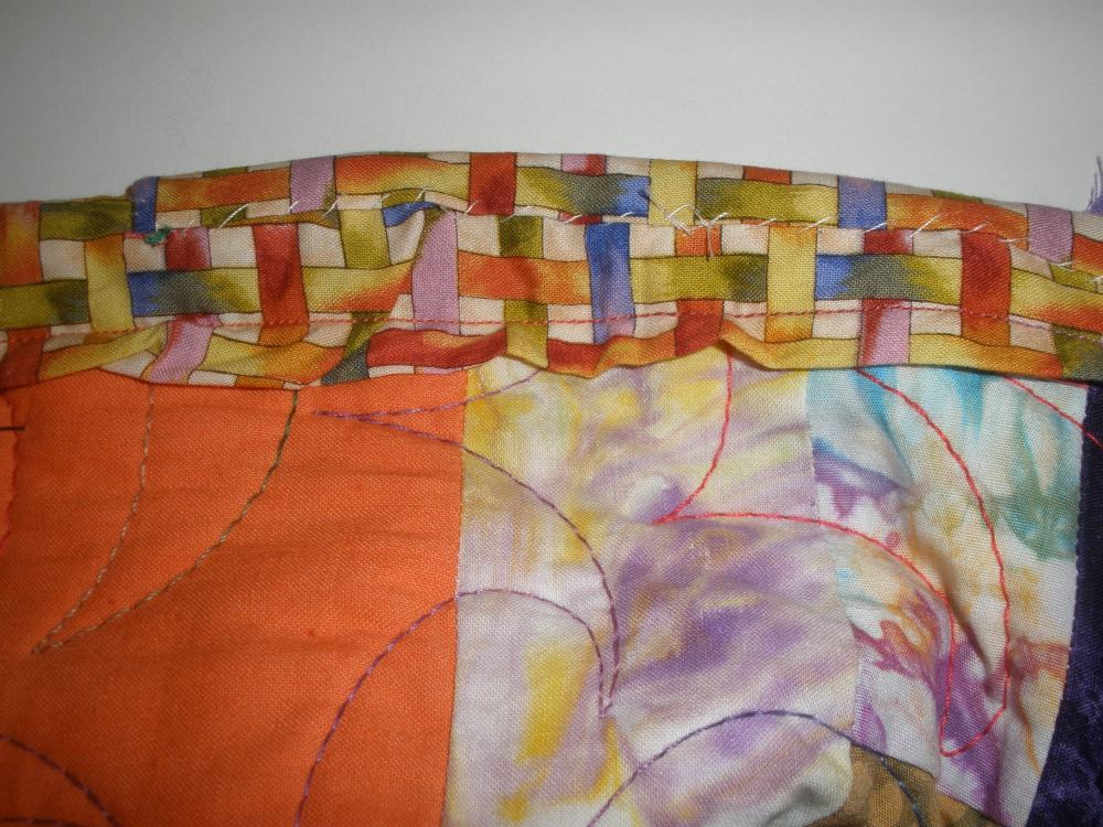 New Quilt Unveiled (2/6)