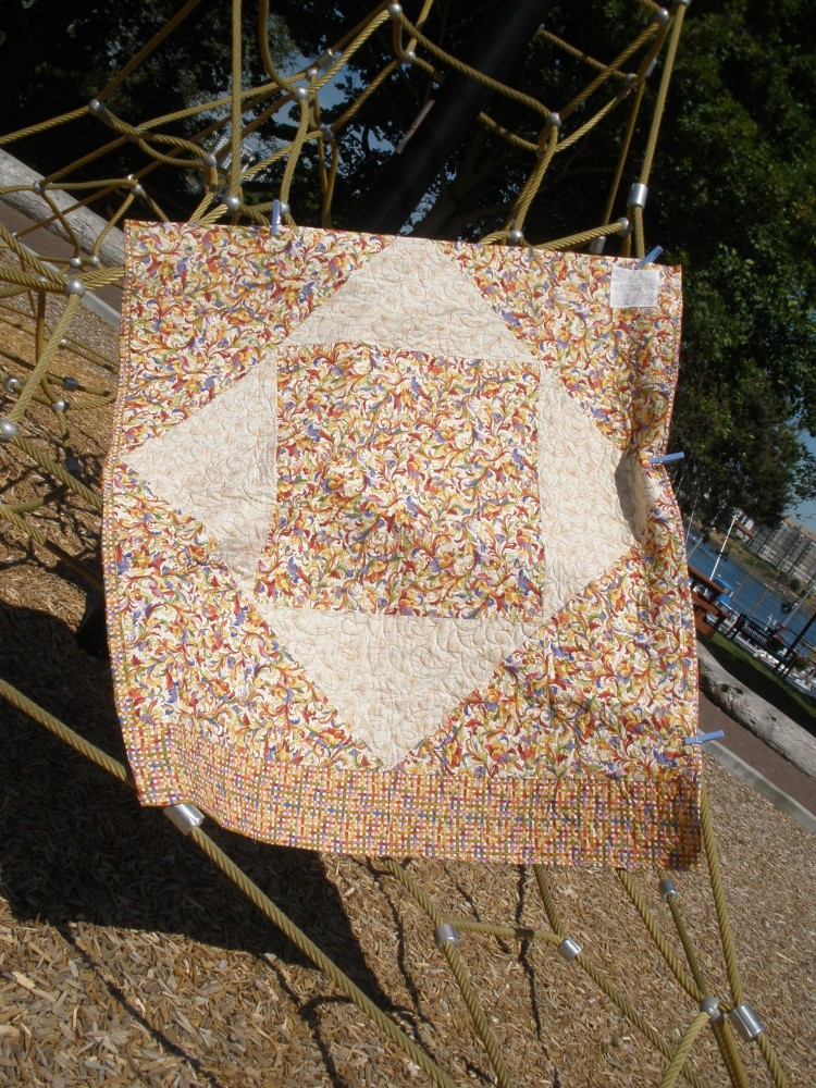 New Quilt Unveiled (6/6)