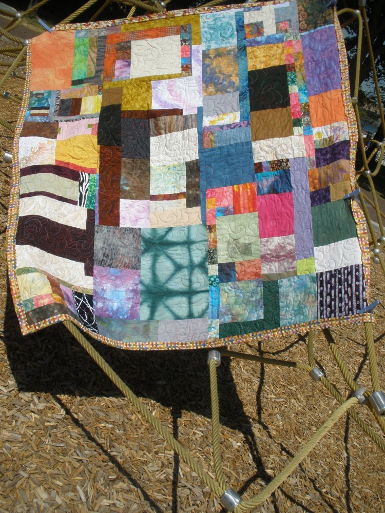 New Quilt Unveiled (1/6)
